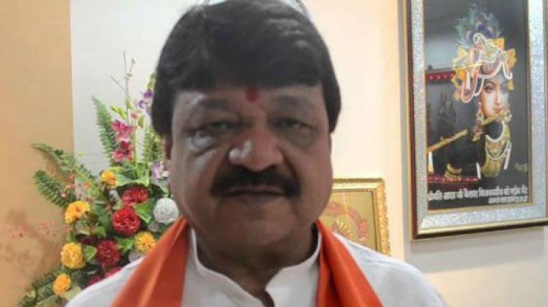 Chief Minister Mamata Banerjee's appeasement politics has helped terrorists to make a stronghold in West Bengal, said Bharatiya Janata Party (BJP) General Secretary Kailash Vijayvargiya on Sunday. (Photo: File)