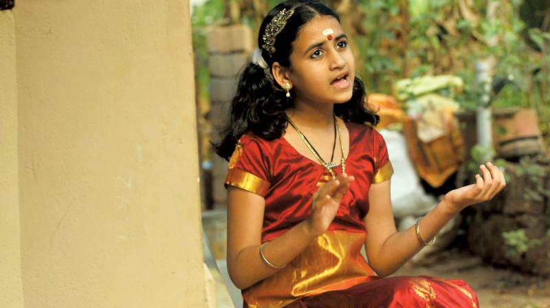 Nothing less than a child prodigy, Sooryagayathri has built herself a following across the country owing to her melodious renditions of devotional songs.