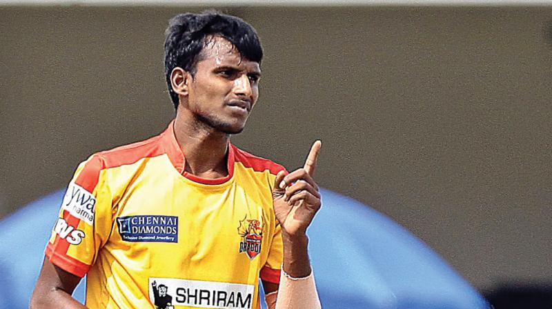 Tamil Nadu pacer T. Natarajan is son of a daily wage worker.
