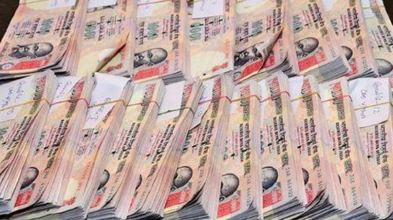 This is the second seizure by security agencies of counterfeit currency of Rs 2,000 denomination from the same region in the last 10 days. (Representational image)