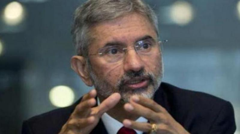 External Affairs Minister S Jaishankar. (Photo: PTI)