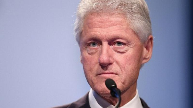 """When Bill Clinton, President of the United States, was revealed as having smoked cannabis at university, he protested that he did, but that he """"never inhaled""""."""