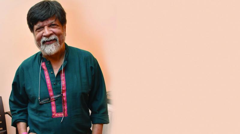 Shahidul Alam (Photo: Debasish Dey)