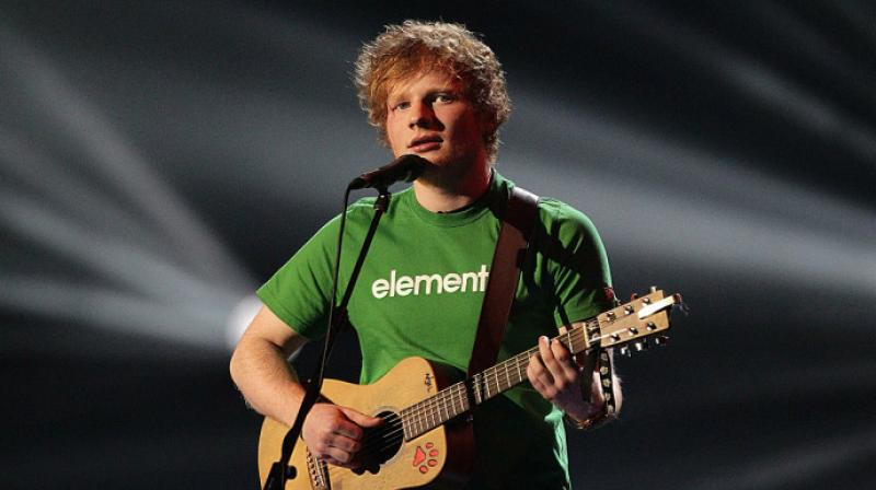 Ed Sheeran is reportedly playing a cameo in the new season of 'Game of Thrones.'. (Photo: AP)