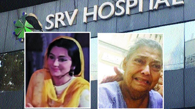 Geeta Kapoor was abandoned by her son earlier this year