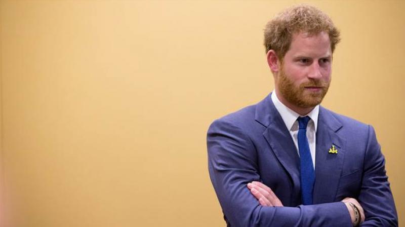 Prince Harry (Photo: AP)