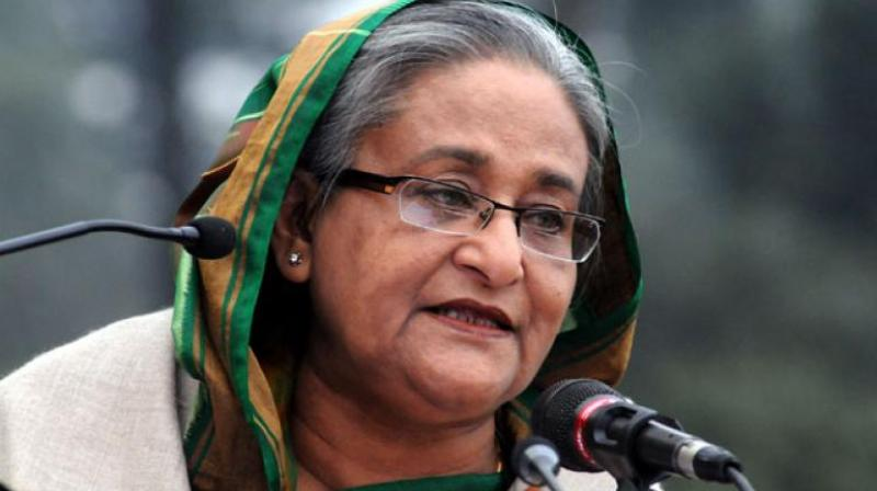 Sheikh Hasina (Photo: PTI)