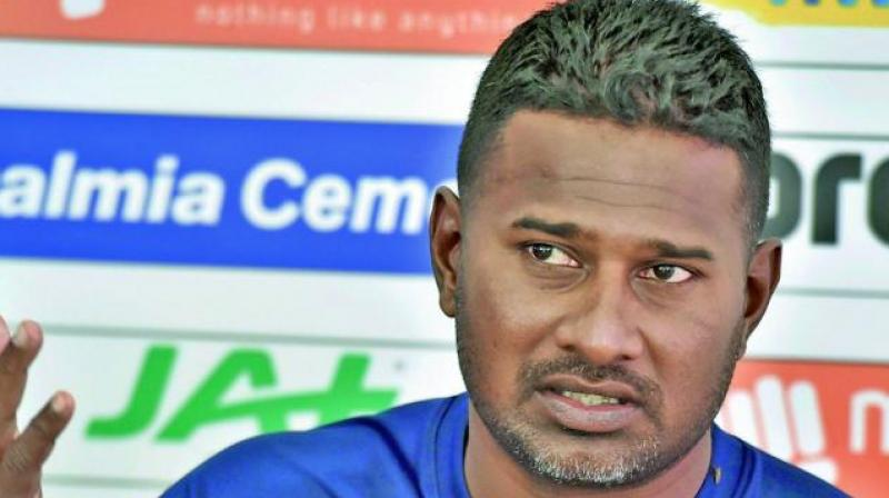 Sri Lanka's other right arm fast bowler Dilhara Lokuhettige, who too is facing the similar charges is all determined to clear his name. (Photo: File)