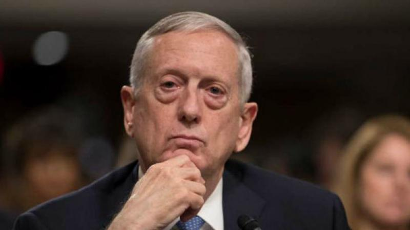 Jim Mattis did not elaborate on what was lacking in the test to show it was not a capable threat. (Photo: File)