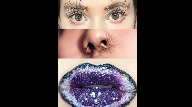 Is beauty really in the eyes of the beholder? Or have we gone blind? (Photos: Instagram)