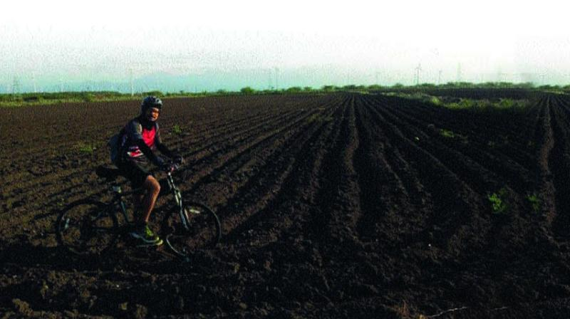 Lijo claims that it is for the first time that a 1,400 km brevet is being conducted in India with 23 participants.