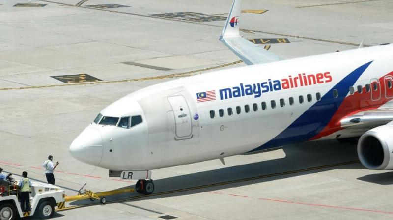The drama came after Malaysia Airlines lost two Boeing 777s in 2014. (Photo: AFP)
