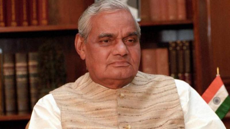 former Prime Minister Atal Bihari Vajpayee (Photo: PTI)