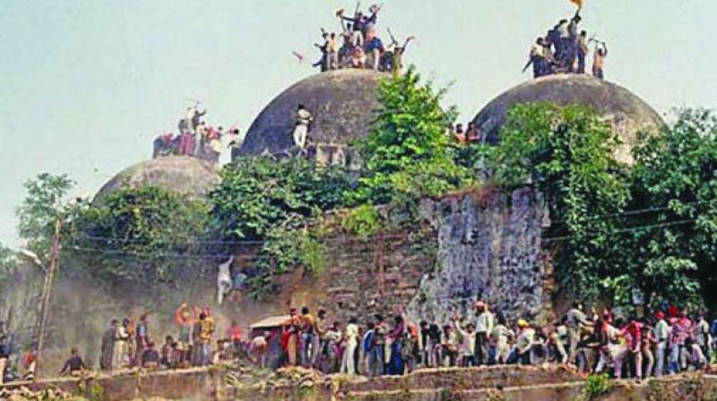 The Ram temple construction in Uttar Pradesh's Ayodhya will begin in April next year and it will be ready by 2022. (Photo: File)