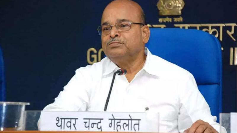 Gehlot is the Minister of Social Justice and Empowerment. (Photo: PTI)