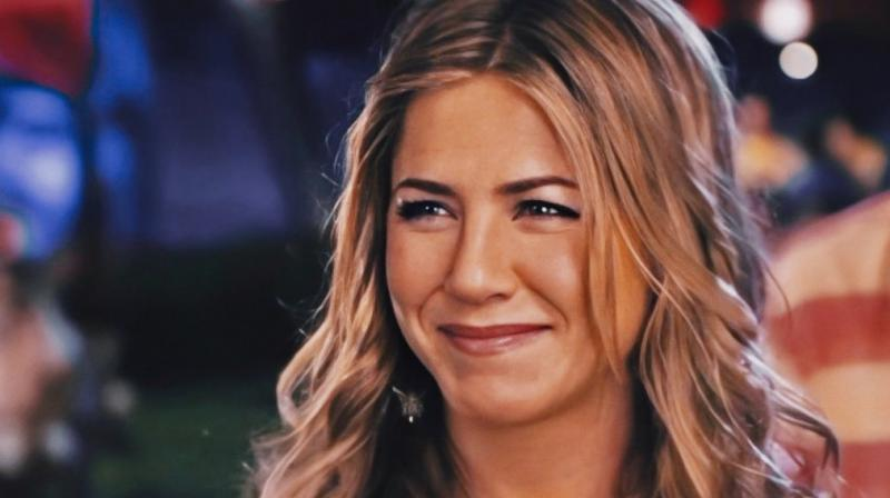 Actress Jennifer Aniston (Twitter)