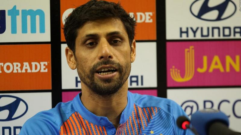 Nehra bowled his last ball here at the Feroz Shah Kotla Stadium, also his home ground, where the Virat Kohli-led team thrashed New Zealand by 53 runs in the first of three Twenty20 internationals.(pHOTO:bcci)
