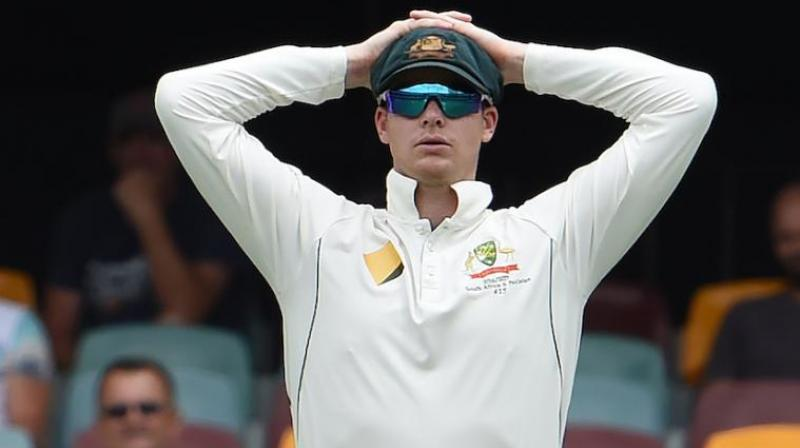 Steve Smith came under fire when some of the former players claimed that he had too much of a say in the national selection. (Photo:AFP)