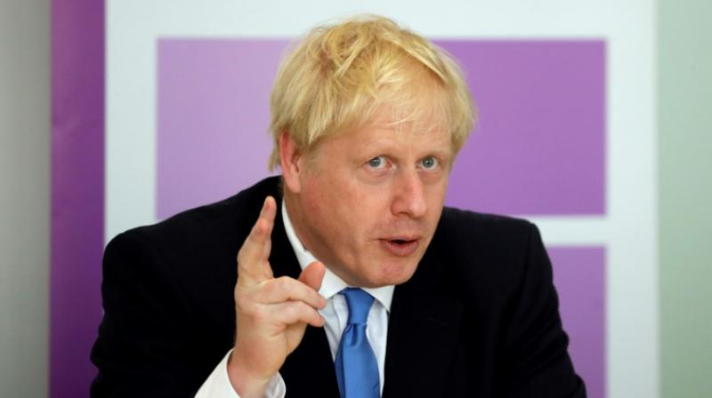 British Prime Minister Boris Johnson (Photo: AFP)