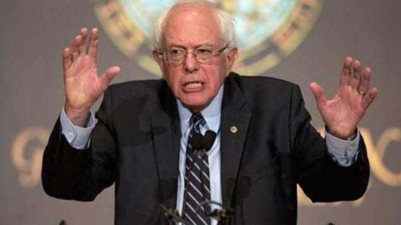 Bernie Sanders (Photo: AP)
