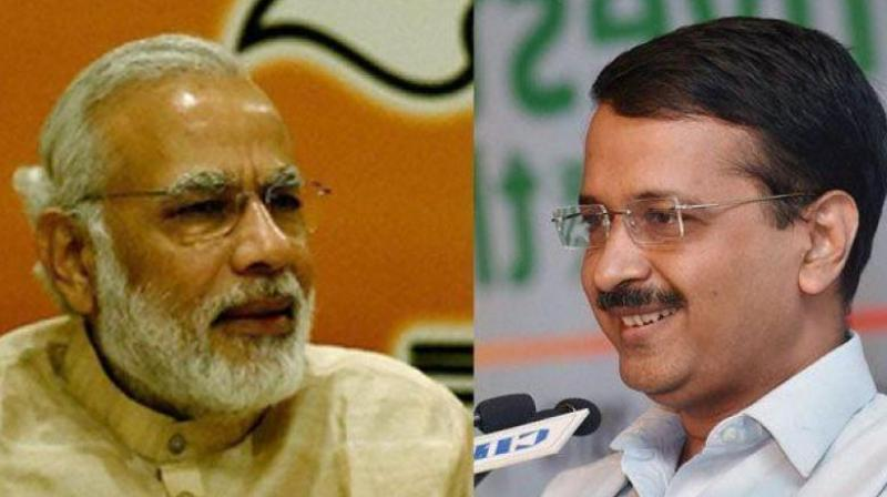 A party leader said the AAP will resort to what it did during the 2015 Delhi Assembly polls-- a