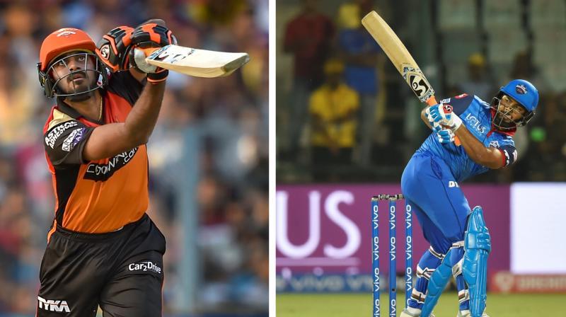 Wrong decision? Rishabh Pant steals IPL show over World Cup entrant Vijay Shankar