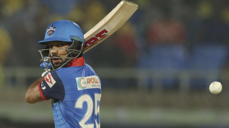 The 33-year-old had a modest international season before roaring back to form in the IPL, scoring 521 runs for Delhi Capitals to finish fourth in the top run-getters' list. (Photo: AP)
