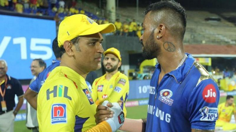 The twelfth season of IPL gathered a lot of interest from all the fans on social media. (Photo: Hardik Pandya/Twitter)