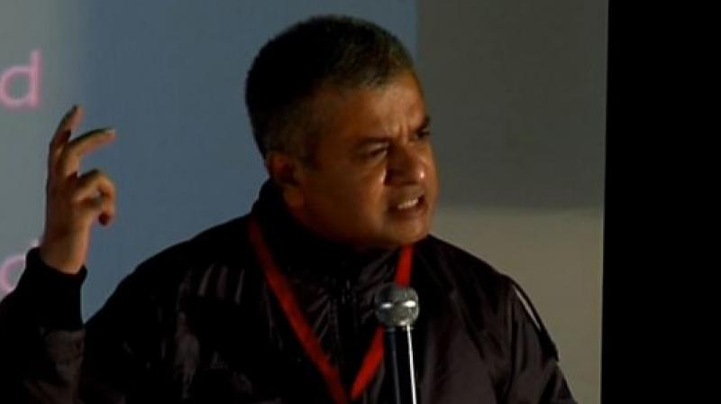 The additional chief secretary rank official still has 10 more years to retire. The Kerala government has not officially reacted to the media reports. (Photo: Youtube/TedX)