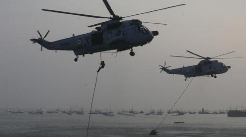 Indian navy  (Photo: AP)
