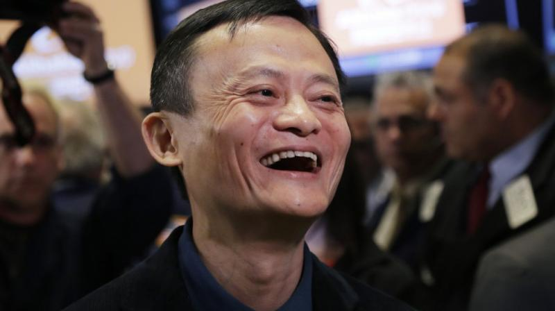 Ma was an English teacher before starting Alibaba in 1999 and built it into a multibillion-dollar internet colossus, becoming one of the world's richest men and a revered figure in his homeland. (Photo: AP)