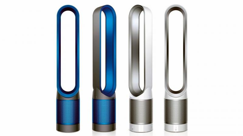 With a built-in internet connected and app-driven operation, silent operating and elegant looks, the Dyson air purifier gets big thumbs up from our end.