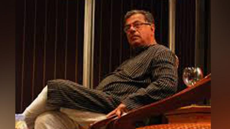 Born in Maharashtra's Matheran in the year 1938, Karnad rose to fame with a Kannada play named Tughlaq which he had written at the age of 26. (Photo: ANI)