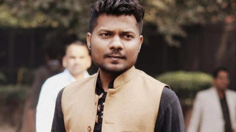 Kanojia was arrested on Friday evening for allegedly maligning the image of Uttar Pradesh Chief Minister Yogi Adityanath. (Photo: Facebook)