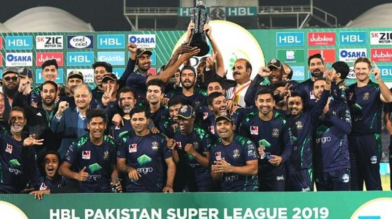 The report also revealed that PCB did not recover amounts due from franchises worth 32.050 million Pakistani rupees. (Photo: PSL/Twitter)