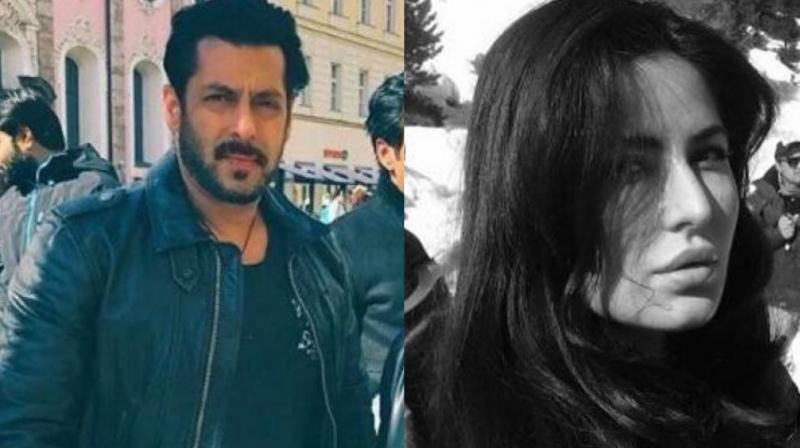 The pictures of Salman and Katrina from Austria have been going viral.