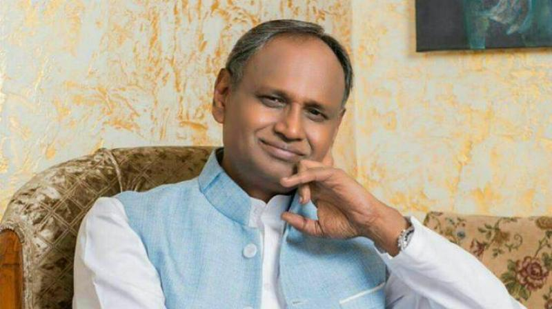 'Dalits are tortured at large scale after April 2 country-wide agitation. People from Barmer, Jalore, Jaipur, Gwalior, Meerut, Bulandshahr, Karoli and other parts said that not only anti-reservationists but police are also beating and slapping false cases,' BJP parliamentarian Udit Raj said. (Photo: Facebook)