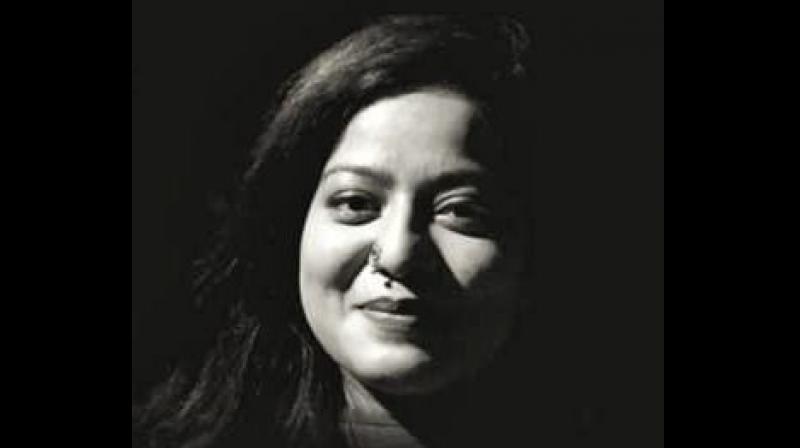 File image of Safoora Zargar.