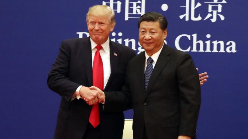 Xi Jinping acknowledged there has been some 'friction' in the trade relationship and called for more US companies to participate in China's signature Belt and Road Initiative. (Photo: AP)