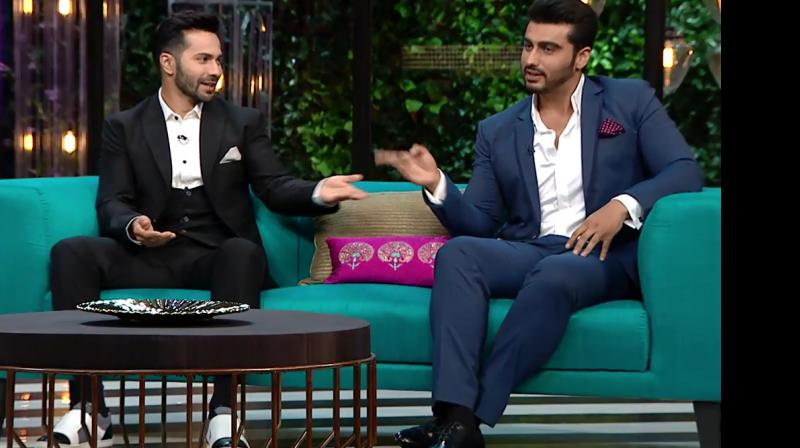 The stars appeared together on Koffee with Karan and were an absolute riot with their bonhomie.
