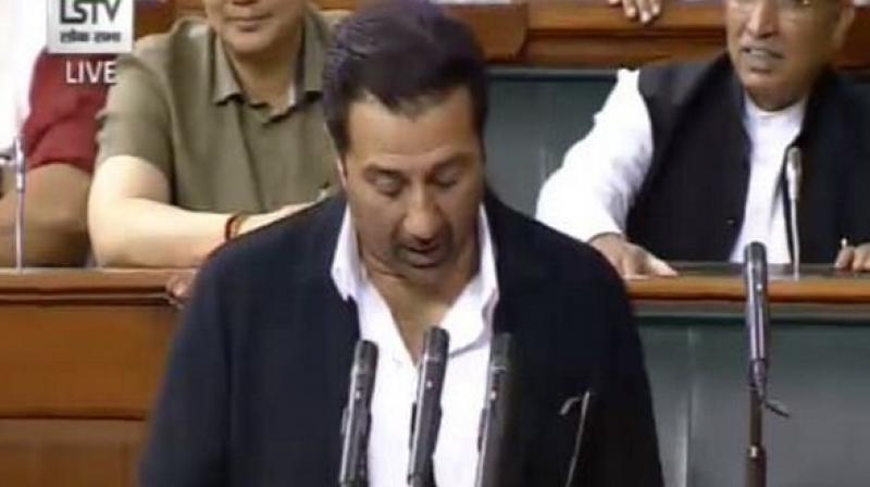 Sunny Deol Lok Sabha attendance unimpressive, skipped 28 days of