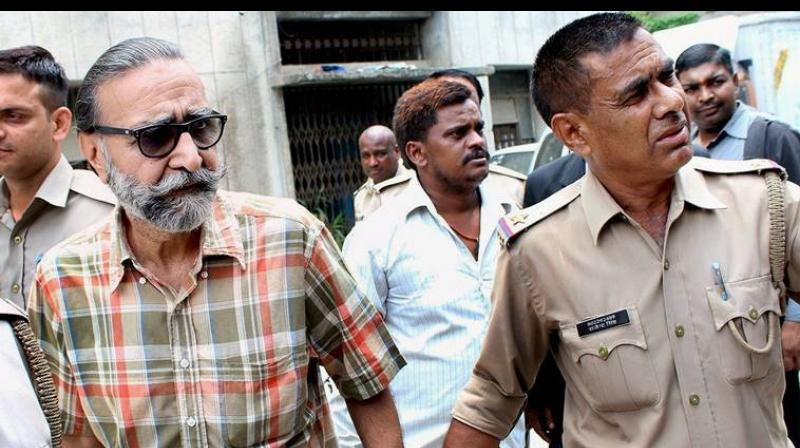 The Nithari killings surfaced when skeletal remains of 16 people, mostly children, were discovered from the backyard of Pandher's house by the local police. (Photo: PTI)