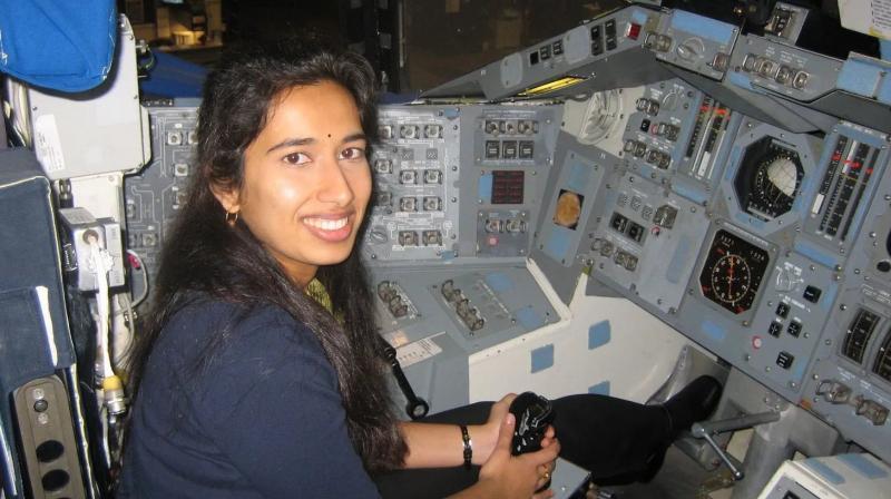 Indian-American scientist Swati Mohan (Twitter@ParveenKaswan)