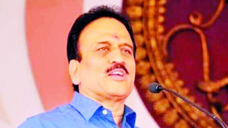 Maharashtra medical education minister Girish Mahajan