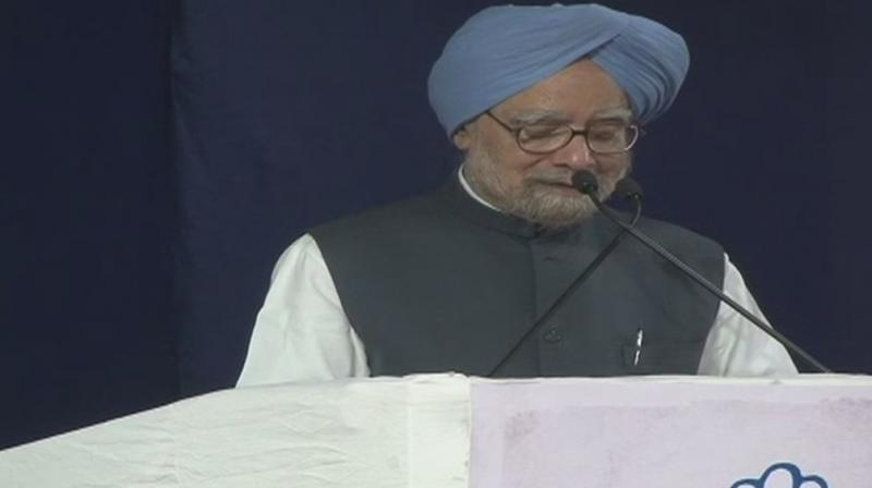 Singh also said that demonetisation and GST has benefitted China, by increasing it imports by an unprecedented 23 percent in a year. (Photo: File)