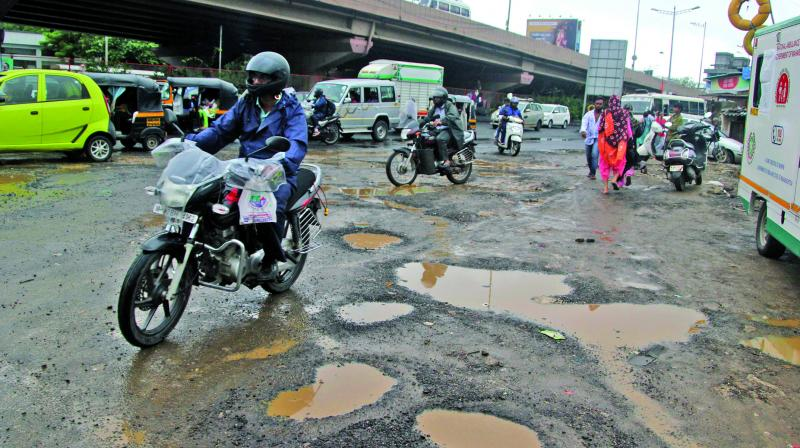 Although tenders have been finalised, pre-monsoon work has not yet been started by the MMRDA.