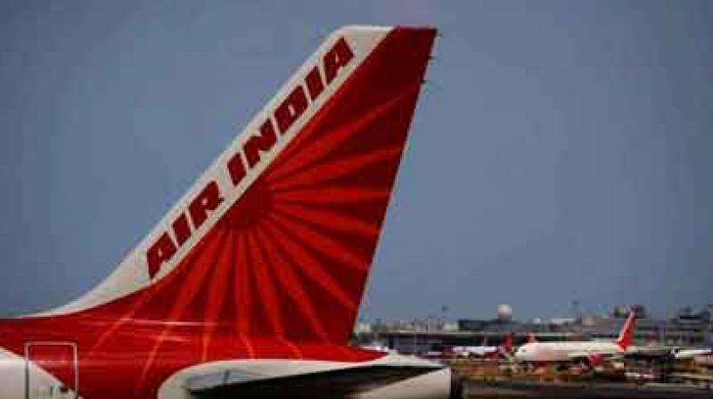 Due to better and efficient utilisation of aircraft fleet, the passenger revenue increased from Rs 4,615 crore in third quarter of 2017-18 to Rs 5,538 crore. (Photo: File)