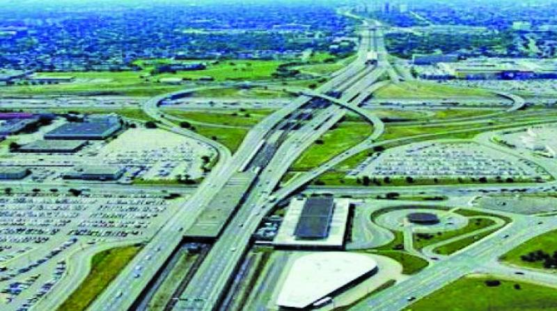 The authority expects to complete the land acquisition process for the expressway by December.