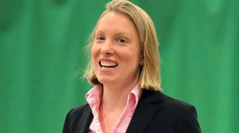 Tracey Crouch, Britain's under secretary for sport and civil society, was recently appointed the minister of loneliness by Prime Minister Theresa May.