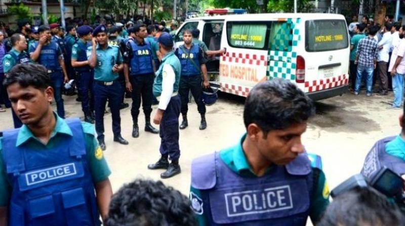 Bangladesh has been roiled by gruesome killings, with a particularly bloody massacre in July that left 22 dead after an assault on an upscale cafe in the capital. (Photo: Representational Image/AFP)